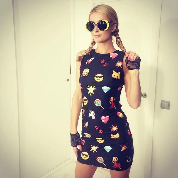 Paris Hilton Mini Dress