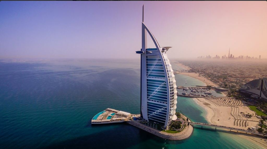 Dubai 39 s burj al arab inspires tower in england emirates 24 7 for Dubai burj al arab