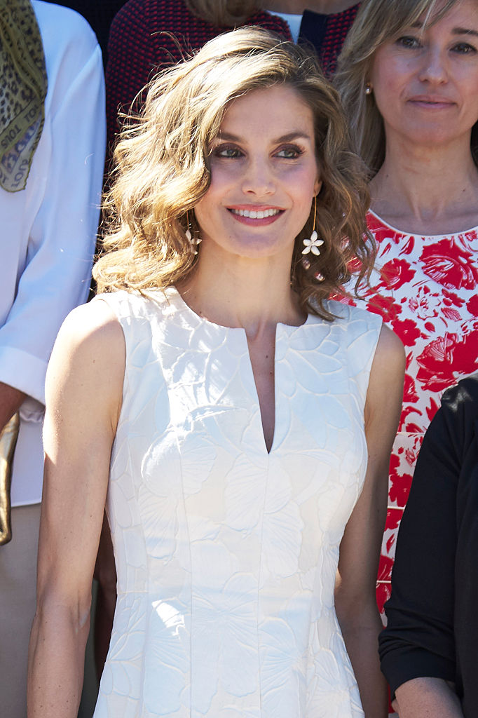 Fedepe Awards: Queen Letizia pays tribute to Spanish women ...