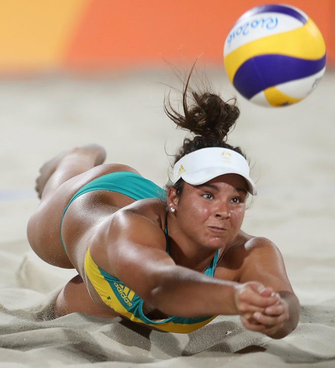 Women's Beach Volleyball - International Olympic Committee