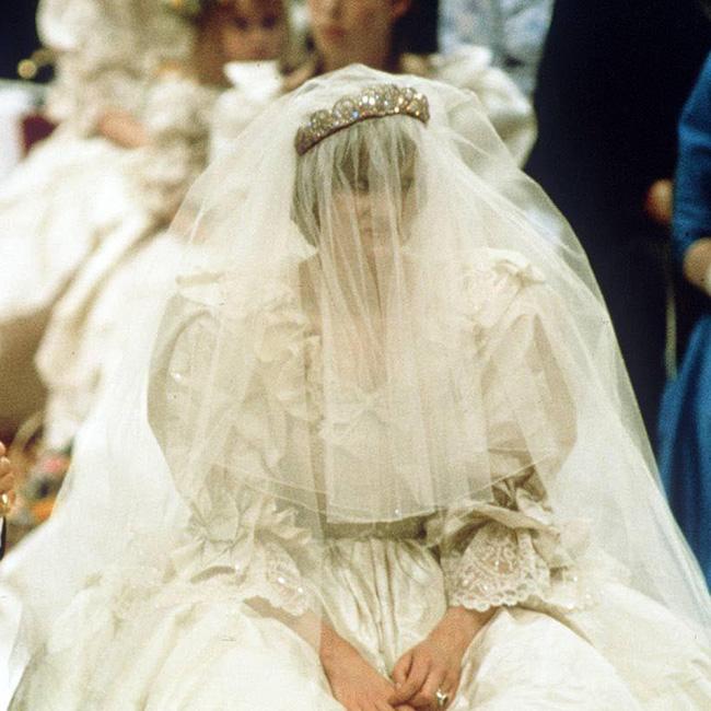 The Princess Diana Wedding Dress Secret
