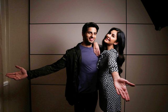 ... Dekho' in NY: Katrina Kaif, Sidharth Malhotra charm - Emirates 24|7