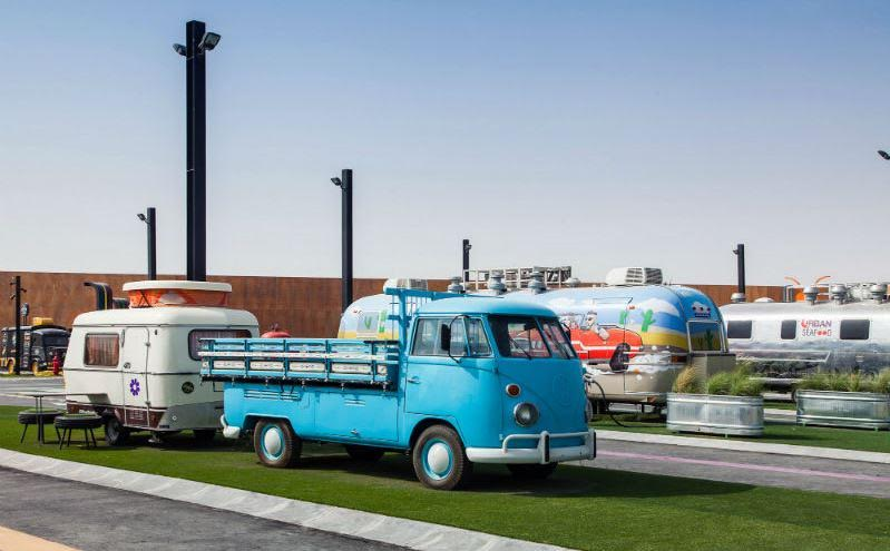 Meals On Wheels Food Truck