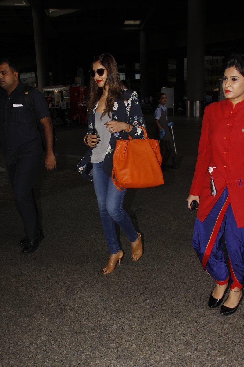 Airport fashion: Alia Bhatt, Bipasha Basu - Emirates 24|7
