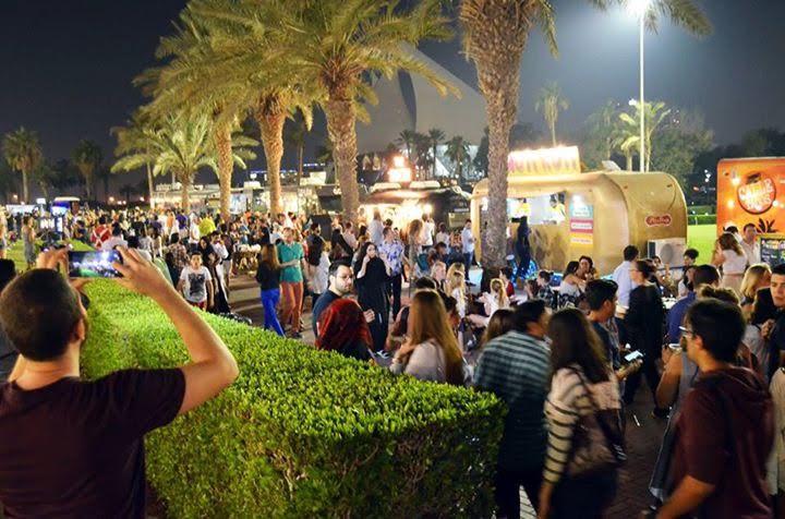 Food Truck Jam Abu Dhabi