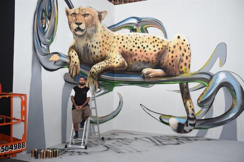 global 3d art pioneers to display their work at dubai canvas 3d art