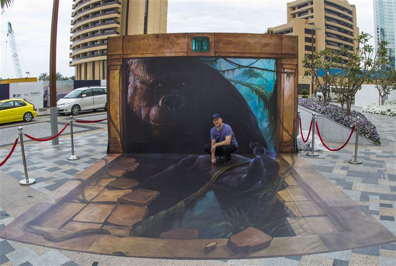 Global 3D art pioneers to display their work at Dubai Canvas