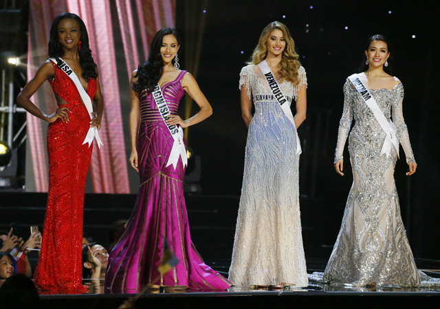 Miss Universe beauty pageant kicks off in Manila - Emirates24|7