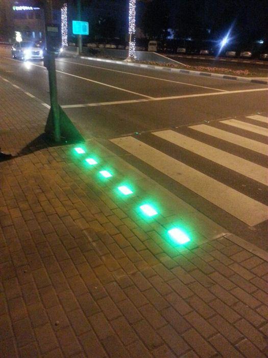 Rta Conducts Trial Run Of Smart Pedestrian Signal