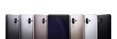 Huawei Mate 9 launched in UAE - Emirates24 7