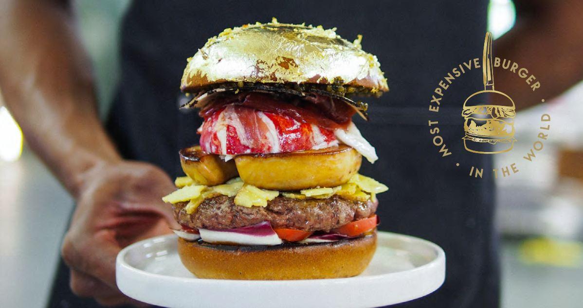 Chef creates world's most expensive burger - Emirates 24 7