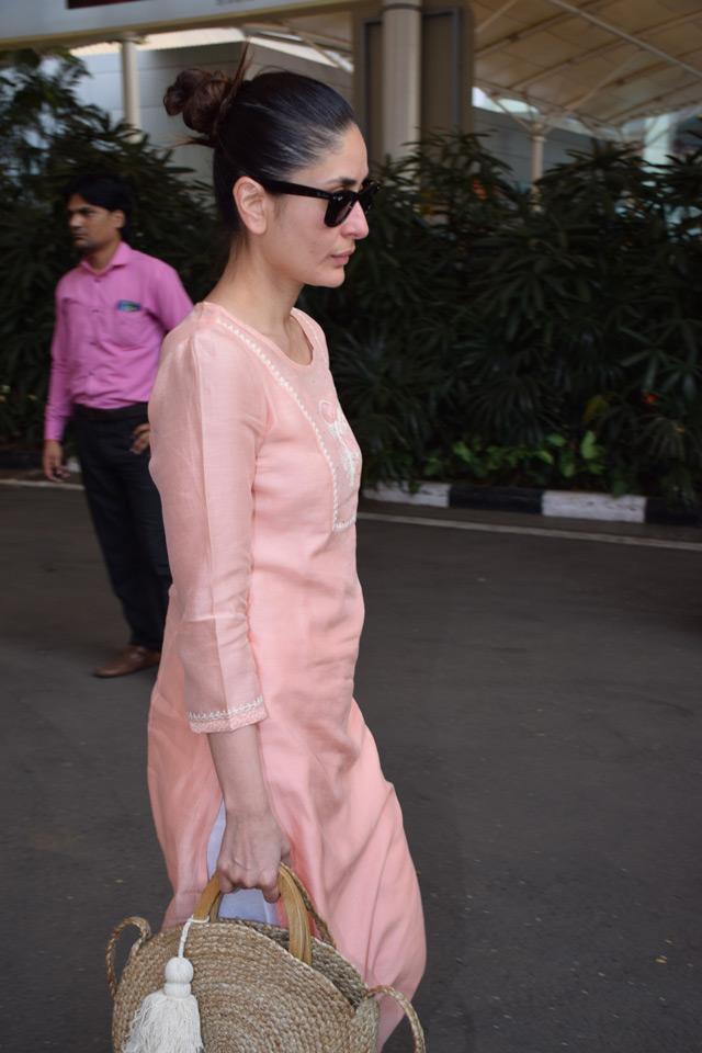 e5e72c3bd4602 Spotted: Kareena Kapoor, Saif Ali Khan and Taimur... - Emirates24 7