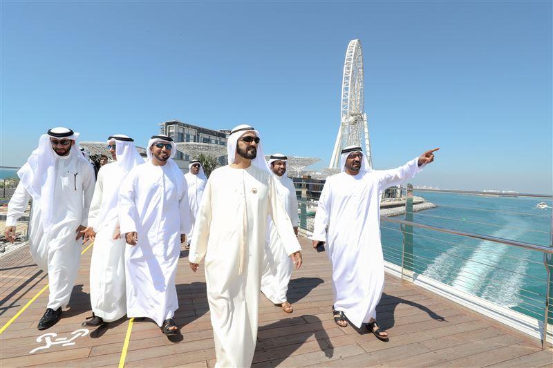 New Man Made Island In Dubai
