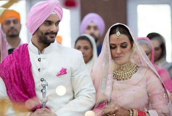 It's a girl for Neha and Angad!