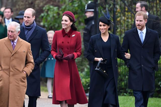 Meghan Markle Sandringham Christmas 2020 Royal Family Christmas 2020 Sandringham Norfolk   Eahthe.merry