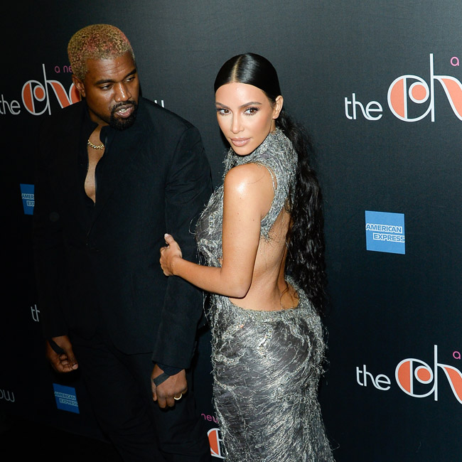 4f3c96c48 The 38-year-old reality TV star and her rapper husband Kanye West - who  have five-year-old North
