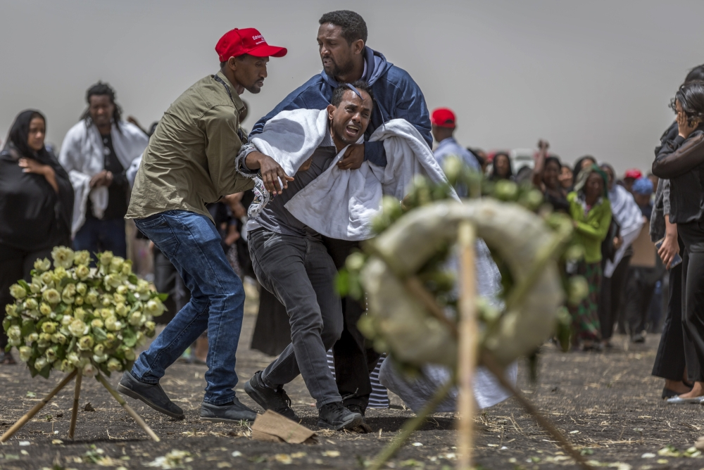 Ethiopia Crash Investigation Needs 'considerable' Time: Minister
