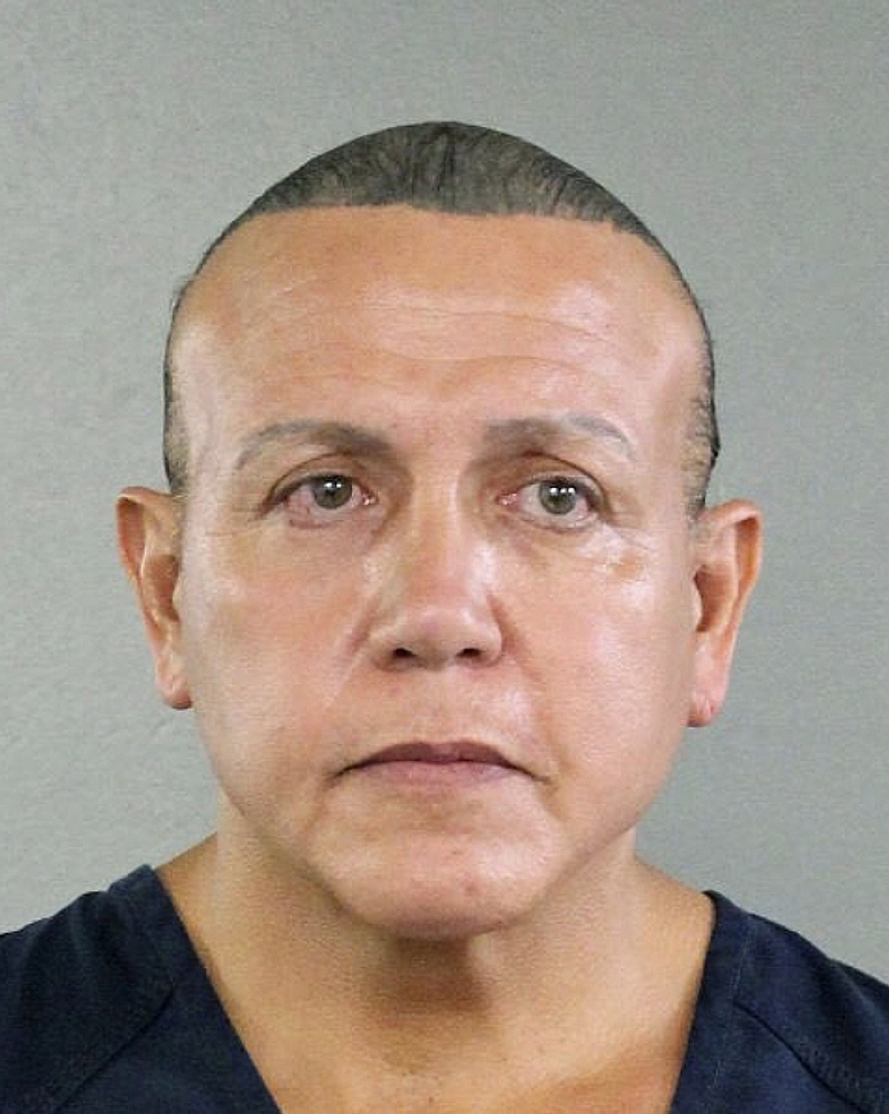 Mail bomb suspect Cesar Sayoc pleads guilty