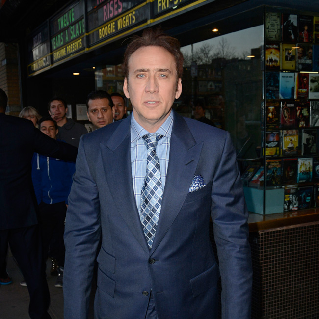 Nicolas Cage files for annulment four days after Vegas wedding