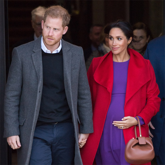 Prince Harry And Meghan To Keep Baby's Birth 'private