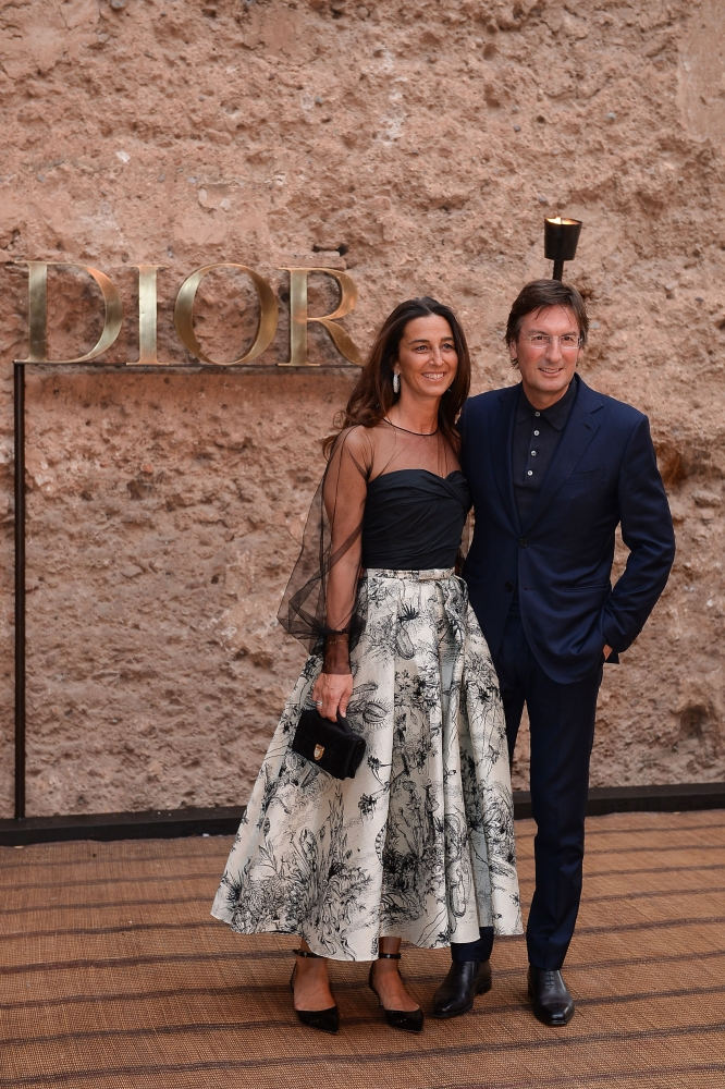 Dior lights up Marrakech with fashion show and floating