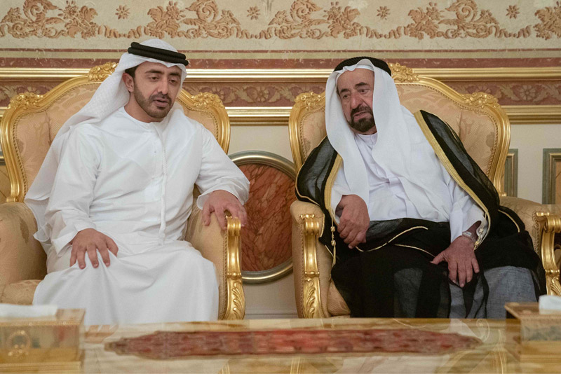 Sheikh Khalid Bin Sultan Bin Zayed Al Nahyan - Mariagegironde