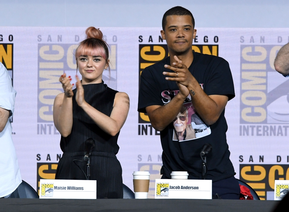 Game of Thrones' cast defend final season at Comic-Con - Emirates24|7