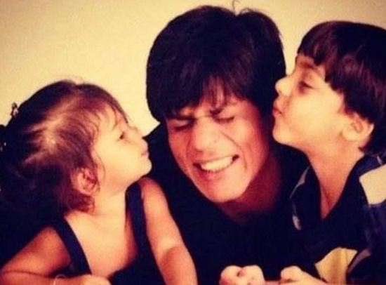 How SRK is grooming Aryan and Suhana - Entertainment - Emirates24 7