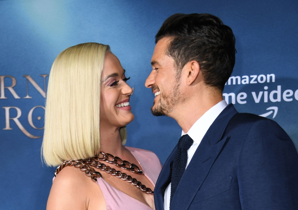 Orlando Bloom & Katy Perry's Wedding Invite for Ariana Grande